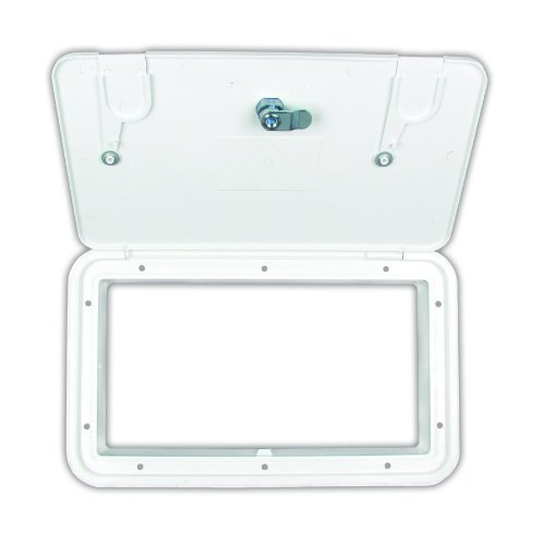 (JR Products Polar ZH152-A Utility Center White)