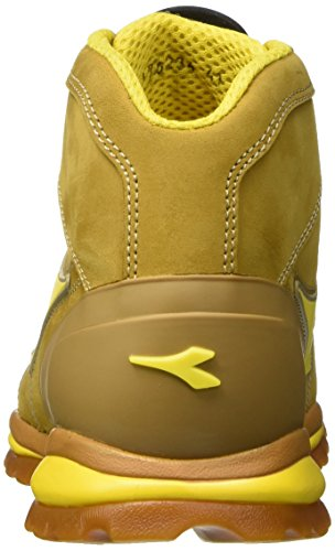 Eu S3 High Glove 48 Zapatos Trabajo Adulto Unisex Hro cammello Amarillo Diadora Ii De TtxqEwOOd