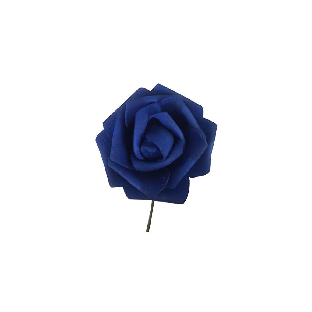 Beautiful 50pcs Artificial Flowers For Wedding Arrangement Bouquet
