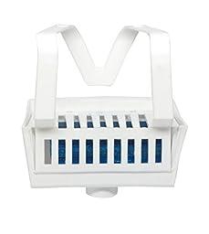 Big D Industries 661 Evergreen  Non-Para Toilet Bowl Block Rim Hanger (Case of 12)