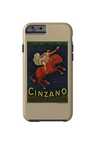 cinzano-vermouth-vintage-poster-artist-leonetto-cappiello-spain-c-1910-iphone-6-cell-phone-case-toug