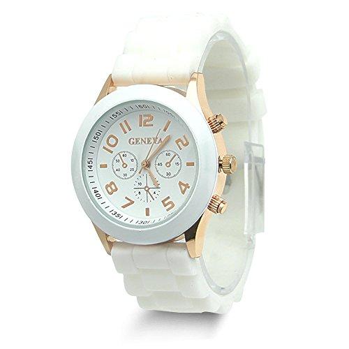 Jelly Sport Wrist Watch - 4