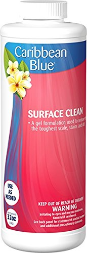 Caribbean Blue Surface Clean Swimming Pool Cleaner Pool & Spa Chemicals