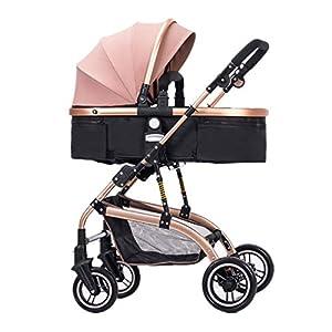 Bébé et Puériculture / Poussettes, landaus et acce Poussette bébé 2 en 1 Haut Paysage choc poussette bébé à deux voies…