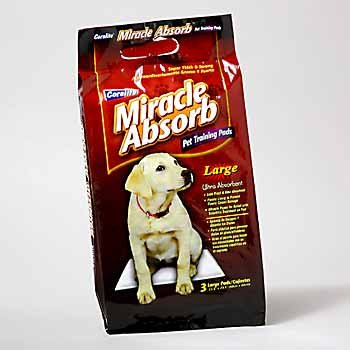 DDI Miracle Absorb Pet Train Wee Wee Pads from DDI