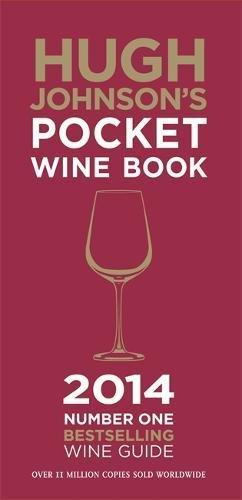 Hugh Johnson's Pocket Wine Book 2014 by Hugh Johnson