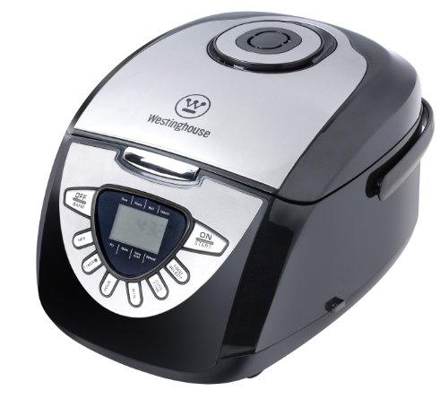 Westinghouse SA21950 Counter Top Chef Multi-Cooker - Stainle