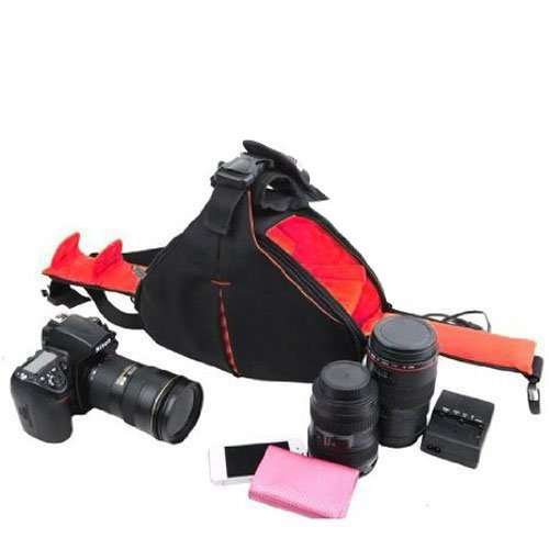 MegaGear DSLR Camera Case Bag for Canon EOS 70D, 60D, 6D, T6