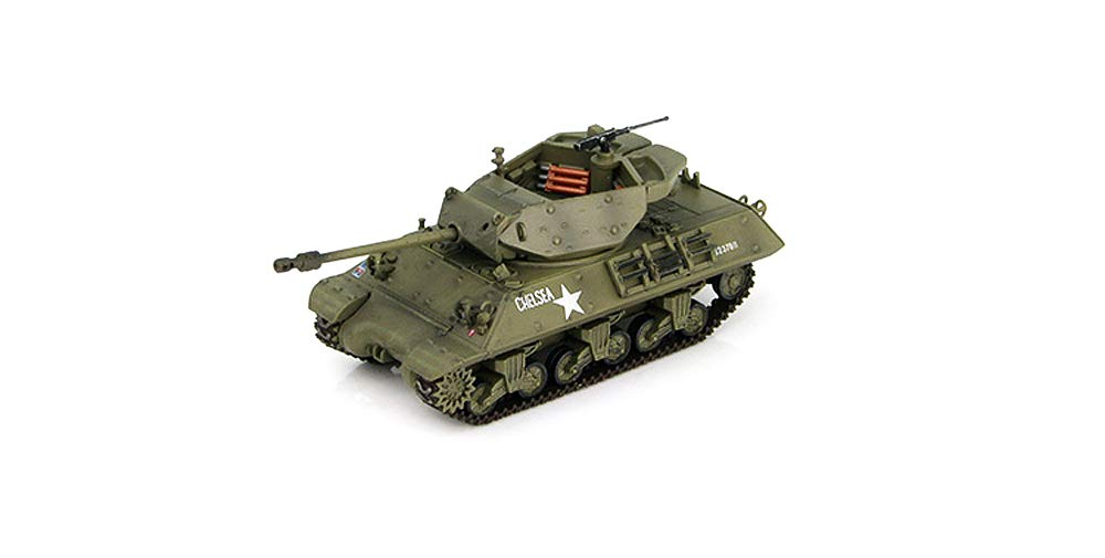 Hobby Master British M10 62nd Antitank 1//72 DIECAST Model Finished Tank