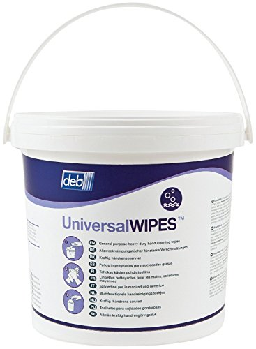 Deb Kresto Universal Extra Large Cleaning Wipes for Oil Grea