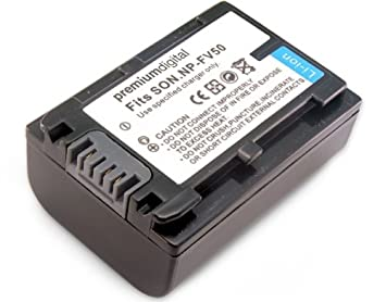 + Camcorder replacement Batteries / message?