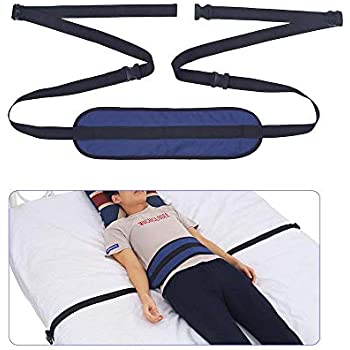 Amazon Com Beds Bed Restraint Straps Chest Medical