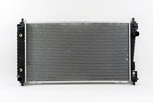 Radiator - Pacific Best Inc For/Fit 1729 95-02 Lincoln Continental V8 4.6L Plastic Tank Aluminum ()