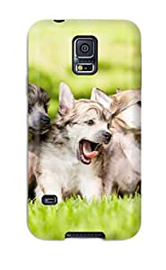 Michael paytosh Dawson's Shop Hot Excellent Galaxy S5 Case Tpu Cover Back Skin Protector Cute Puppies 9550554K80924917