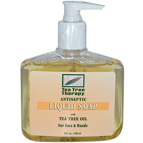 Tea Tree Therapy, Antiseptic, Liquid Soap, 8 fl oz (236 ml) - 2pc