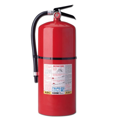 Kidde 466206 Fire Extinguisher Rated