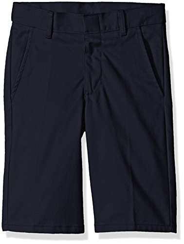 Nautica Uniform Front Twill Short