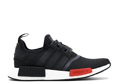 Adidas Menns Nmd_r1, Cblack / Dkgrey / Ftwwht, 7 M Oss