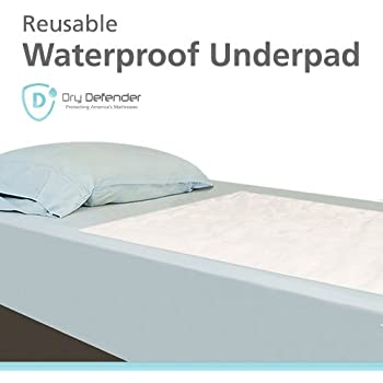 Amazon Com Washable Waterproof Mattress Sheet Protector