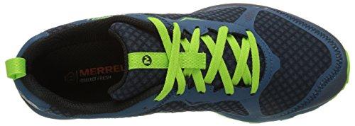 Merrell Mens All Out Crush Light Trail Running Shoe Green rffJ4Rz