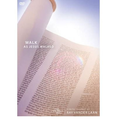 Walk as Jesus Walked: Making Disciples (Faith Lessons (Video)) (DVD) - Common