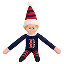 MLB Boston Red Sox Team Elf Collectibles, Red