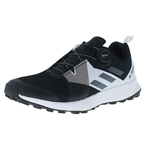 adidas Sport Performance Men's Terrex Two Boa Sneakers, Black, 13 M
