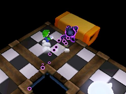 (Clip: Cosmic Mario Chase In The Haunted Mansion)