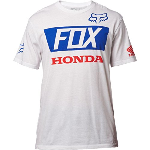 Racing Honda Basic Standard Short Sleeve
