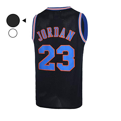 How to find the best michael jordan space jam jersey small for 2019?