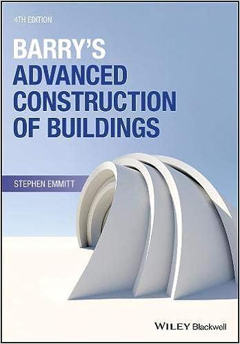 Barry's Advanced Construction of Buildings: Amazon co uk: Stephen