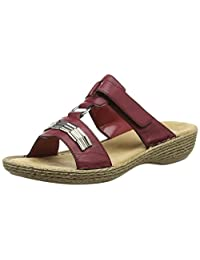 Ladies Rieker Smart Sandals 65860