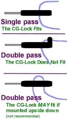cg-lock CG001 Estabilizador de cinturón de seguridad: Amazon.es ...