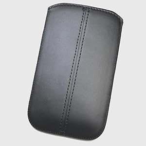Funda calcetín para Huawei Ascend Y210D piel sintética L