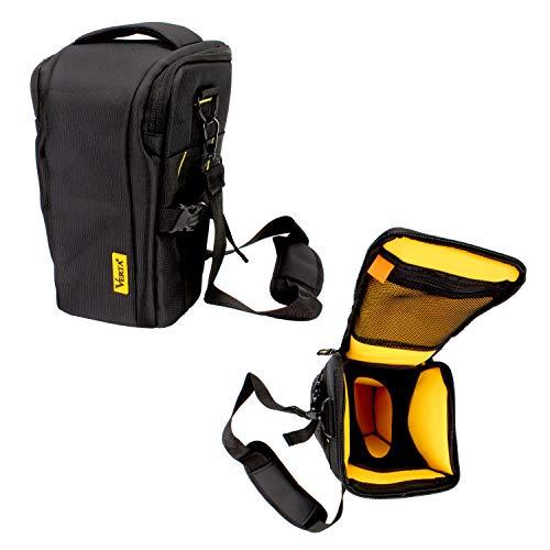(Top-Load Holster Camera Bag Large Medium Size DSLR SLR Zoom Lens Shoulder Waist)