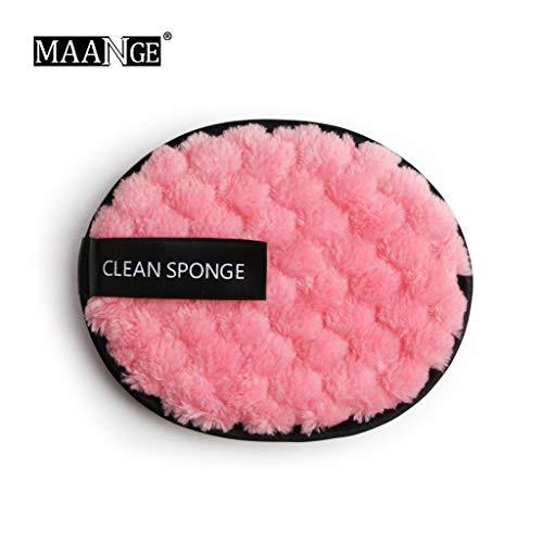 Amazon.com: Hohaski Reusable Makeup Remover Pads, Soft ...