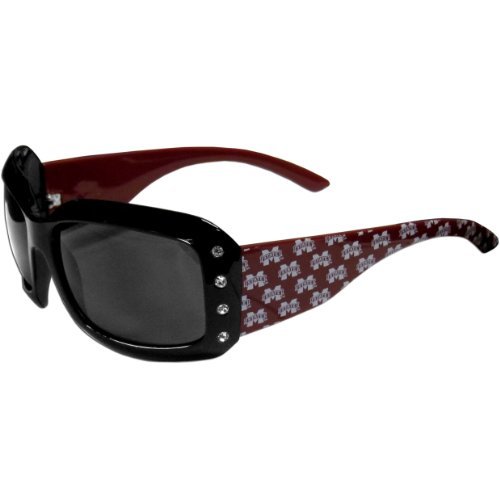 Mississippi State Bulldogs Team Glass - NCAA Mississippi State Bulldogs Women's Sunglasses