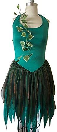 MJPARTY - Disfraz de Hiedra viciosa para Mujer: Amazon.es ...