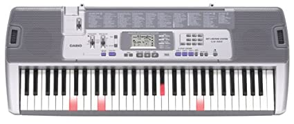 competitive price a7f8c 872b9 (OLD MODEL) Casio LK-100 Lighted Keyboard with LCD Display