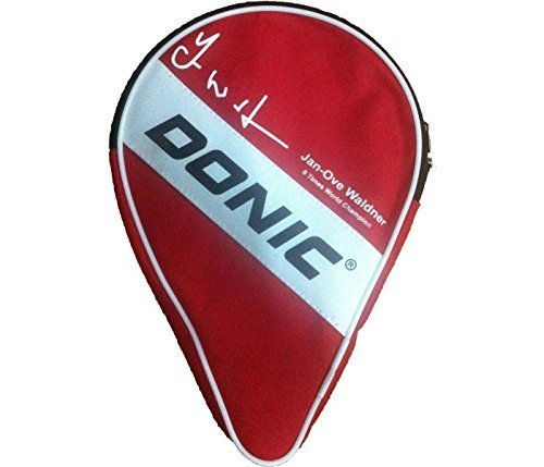 DONIC Racquet Shape Bat Cover L by DONIC