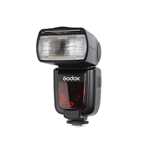 Godox V860II Camera Flash speedlite i-TTL HSS 2.4G Li-ion Battery for Nikon DSLR Cameras + HuiHuang USB LED Free gift