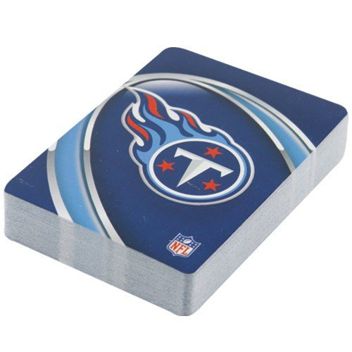 Tennessee Titans Vortex Playing Cards - Card Tennessee Titans Nfl Football