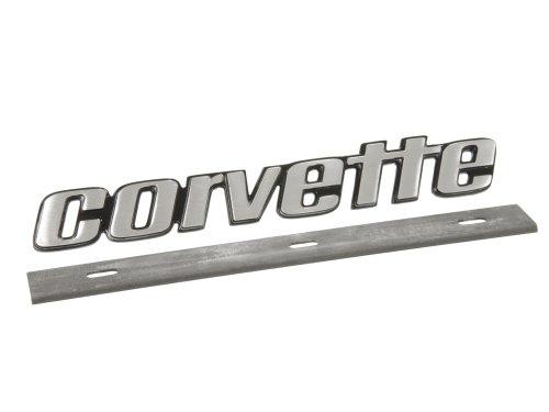 Rear Bumper Emblem (1976-1979 Corvette Rear Bumper Emblem)