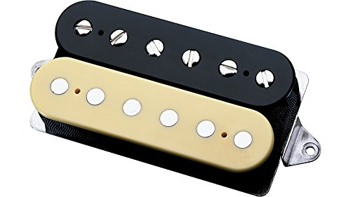 DiMarzio DP223 PAF Bridge Humbucker 36th Anniversary Electric Guitar Pickup Black/Cream Regular Spacing