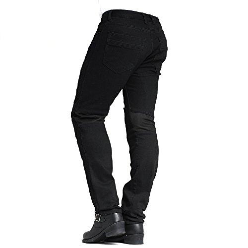 maxler jean men s bike motorcycle motorbike kevlar jeans 1614 for summer black 32 buy online. Black Bedroom Furniture Sets. Home Design Ideas
