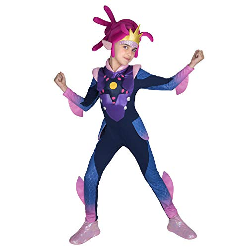 My Other Me Me - Cece Zak Storm Costume, Multi-Colour, 10-12 Years (231471)