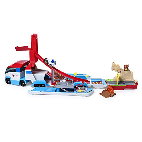 Paw Patrol Launch'N Haul Paw Patroller Now $24.99