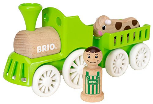 - BRIO Farm Train Set