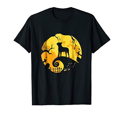 Boston Terrier Halloween Costume Shirt For Men Women Kids