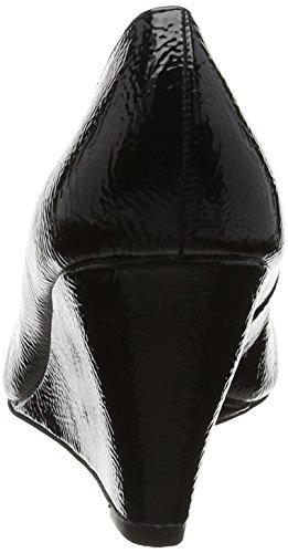 Blk Plateforme à Femme Escarpins Blaise Shiny Cnk Black Lotus Noir Crinkle Noir vZnTxF